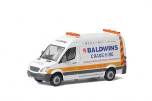 WSI Models Mercedes Sprinter Baldwins